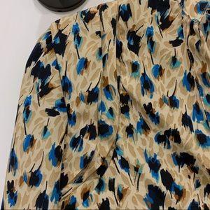 Mango Tops - MANGO Suit Collection Button-down Blouse